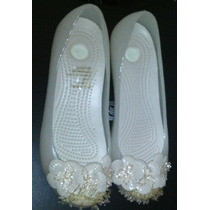 Zapatillas Plasticas Transparentes Ardini