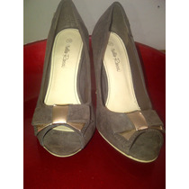 Tacones Altos Marrones
