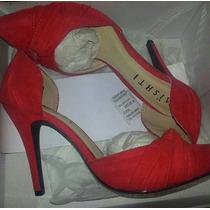 Zapatos Rojos Nuevos