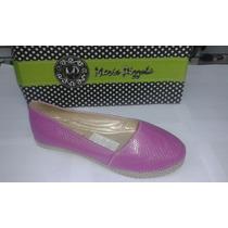 Zapatos Zapatillas Casuales Maria Pizzola Para Dama Nuevas