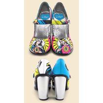 Zapatos Chocolaticas Dama
