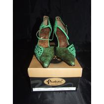 Zapatos Para Mujer Usados (colombianos) En Excelente Estad