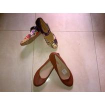 Zapatillas Toreritas De Dama Colombianas Casuales Chelo