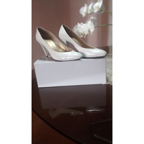Zapatos Blancos Christian Dior Originales Usados