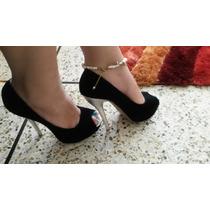 Hermosos Y Elegantes Zapatos De Gala