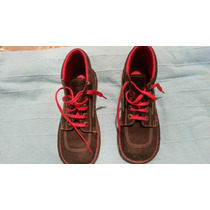 Zapatos Unisex Kickers Talla 36
