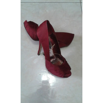 Beellos Y Eleegantes Zapatos Maria Pizzola