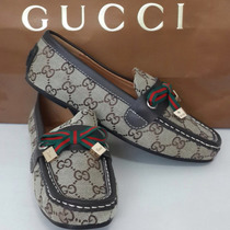 Zapatos Moccasins Gucci