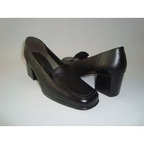 Zapatos Para Dama - Cuero - Colombianos - Talla 39