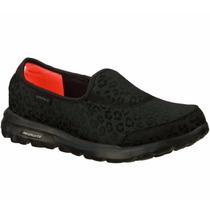 Zapatos Skechers Go Walk Para Damas 13753-bbk