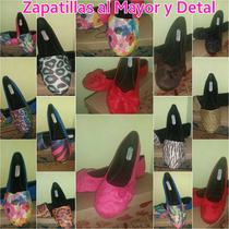 Zapatillas Toreritas Para Dama