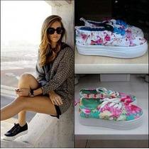 Zapatos Plataforma Colombianos De Dama