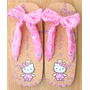 Chancletas , Cholas Para Damas Hello Kitty