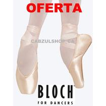 Zapatillas Punta Importadas Ballet Marca Blosh