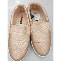 Zapatos Para Dama Tipo Van Tom Ked..