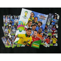 Binder Y Bases Cards Panini Adrenalyn Xl Mundial 2014