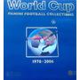 Libro Panini, Álbumnes Mundial Mex70 Hasta Alemania2006