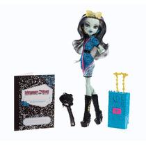 Monster High Travel Franki Importada De Usa