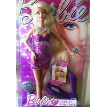 Barbie Peinados Mechas Pink