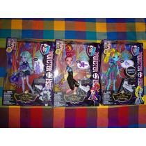 Monster High 13 Deseos Wishes Gigi Grant, Lagoona Blue Twyla