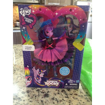 My Little Pony Equestria Girls Twilight Sparkle Dash Barbie