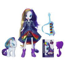 My Little Pony Rarity Equestria, Muñeca Rainbow Rock 2014