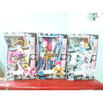 Muñecas Monster High Surtidas