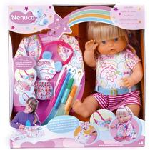 Muñeca Nenuco Colores A La Moda De Famosa