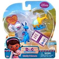 Doctora Juguete Set De Dos Figuras Stuffy Y Rhonda