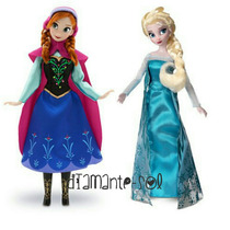 Muñeca Rapunzel Anna Elsa Cenicienta Original Disney Store!!
