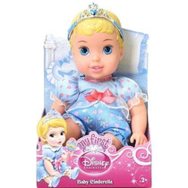 My First Mi Primera Muñeca Princesa Bebé De Disney Original