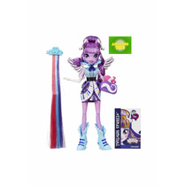 My Little Pony Equestria Girl Twilight Peinados Rockeros2015