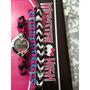 Magnifico Reloj Monster High Original Para Niña