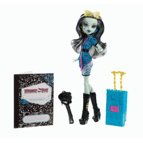 Monster High Muñeca Frankie Scaris Original E Importada!