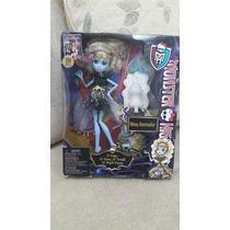 Muñeca Abbey Bominable Monster High 13 Wishes - (deseos)