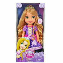 Muñeca Rapunzel 40 Cms Disney Original Luces Y Sonido