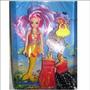 Muñeca Mermaid Legend Sirena Vestido Bolso Y Para Niña Tiara