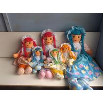 Muñecas De Trapo Niñas Juguetes Peluches Hermosas Pepa