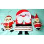 3 Simpáticos San Nicolás De Adorno De Navidad