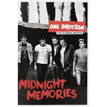 One Direction - Midnight Memories. Cd + Libro Deluxe Version