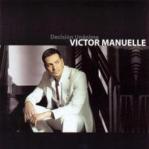 Cd - Victor Manuelle & Eddie Palmieri - Decisión Unánime
