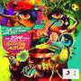 One Love, One Rhythm - Cd Importado Pitbull Jennifer Shakira