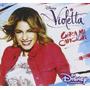 Violetta - Gira Mi Cancion. Cd Original Importado Pedido Usa