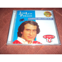 Jose Luis Perales 30 Grandes Exitos Doble Cd Nuevo-original
