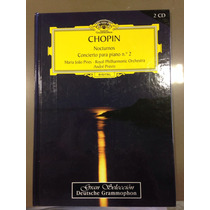 Libro + 2 Cd: Chopin