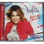 Cd Violetta - Gira Mi Cancion - Soundtrack 3ra Temporada