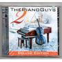 The Piano Guys. 2 Deluxe Edition. Cd+dvd Original Nuevo.