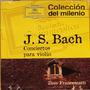 J.s. Bach. Conciertos Para Violin (deutsche Grammophon)