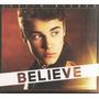 Justin Bieber - Believe --- Cd + Dvd Original -- 9137