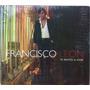 Francisco Leon. Te Invito A Vivir. Cd Original, Nuevo
